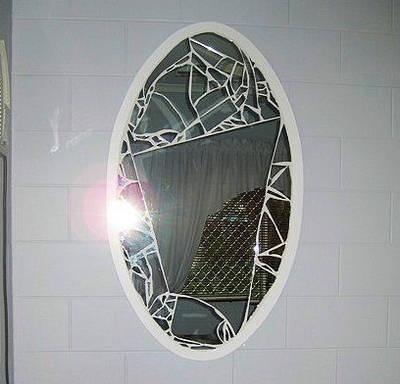 1000 ideas about mirror crafts on pinterest vinyl for Broken mirror craft ideas