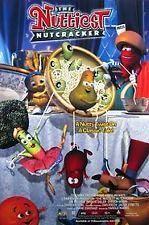 The Nuttiest Nutcracker Movie Poster 27x40 Used