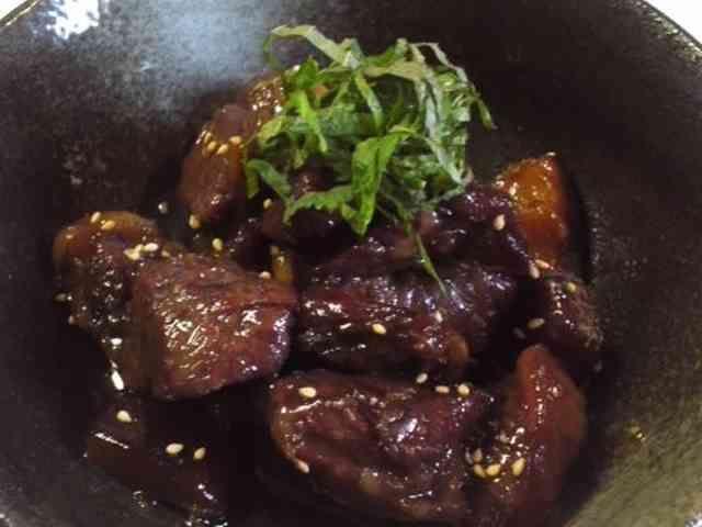 牛肉の角煮(佃煮) by きらさくママ