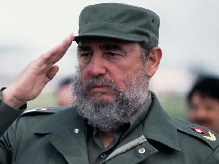 Fidel Castro -- Dead at 90: Fidel Castro, former leader of Cuba's communist revolution, has died at the age of 90 ... according to Cuban State TV. Fidel had turned over the reigns to his younger brother Raul Castro, who became...