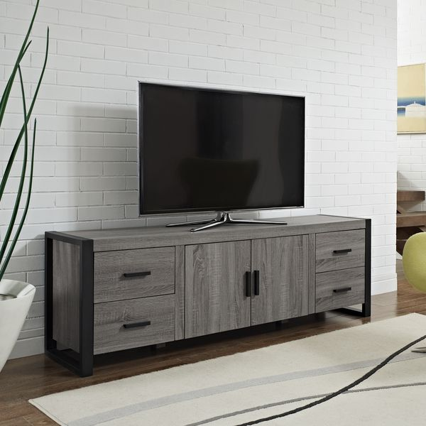 Overstock Com Online Shopping Bedding Furniture Electronics Jewelry Clothing More Tv Stand Wood Contemporary Tv Stands Tv Stand