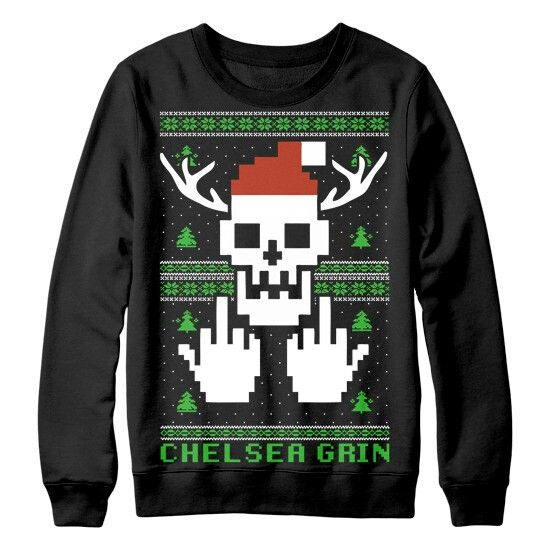 Chelsea Fc Sweater Christmas 39