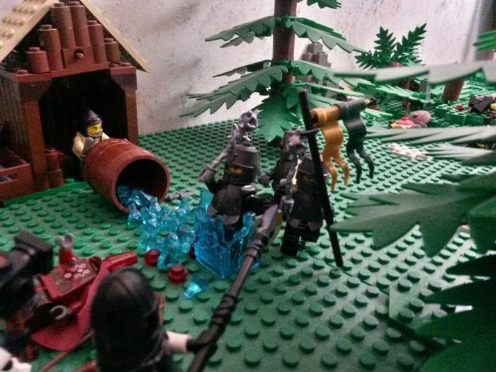 Forum Battles: Stockade Skirmish - Turn Ten - Finale, by Kommander Ken