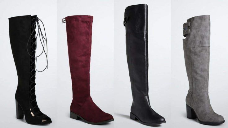 Wide Calf Boots: Where To Find Them!
