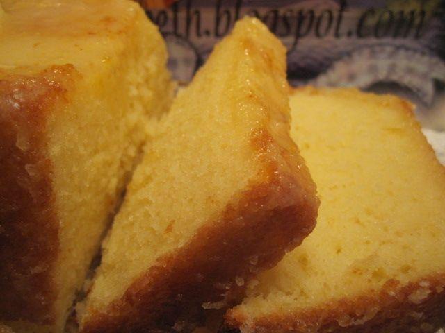 Gâteau au Citron au Cooking Chef