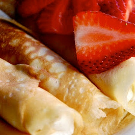 Crepes Recipe | Key Ingredient These are super easy and light! Fun to make also!