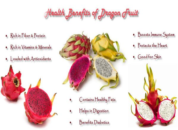 dragon fruit benefits healthy recipes with fruits and vegetables