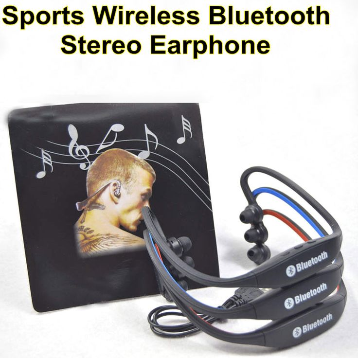 Sport Stereo Wireless 4.0V Bluetooth Headphone for iPhone6/5 For Samsung galaxy S3 S4 S5 for Laptop/Tablet with retail box
