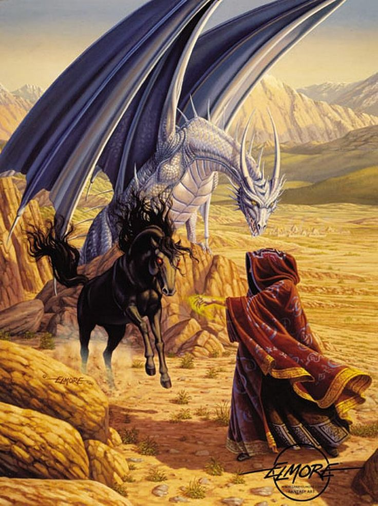 190 best raistlin more images on pinterest fantasy art magic artwork shadow steed by fantasy artist larry elmore see more artwork by this featured artist on the fantasy gallery website fandeluxe Ebook collections