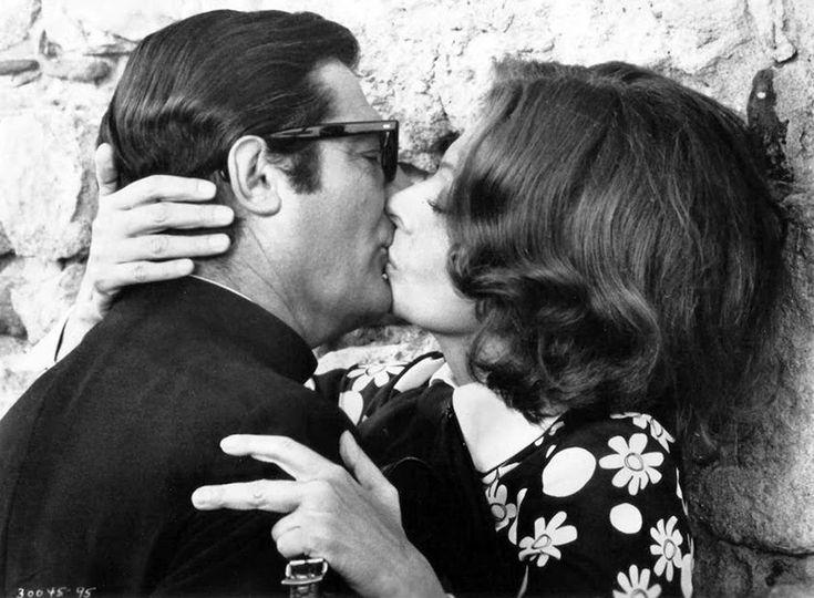"""Marcello Mastroianni & Sophia Loren – """"La moglie del prete"""" (1971)"""