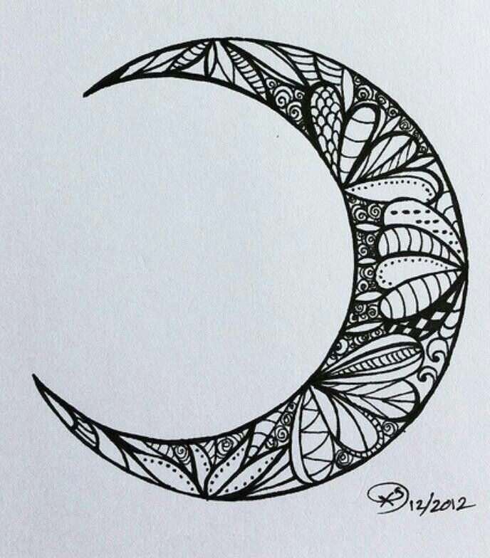 17 best images about sun and moon art on pinterest for Goodnight moon tattoos