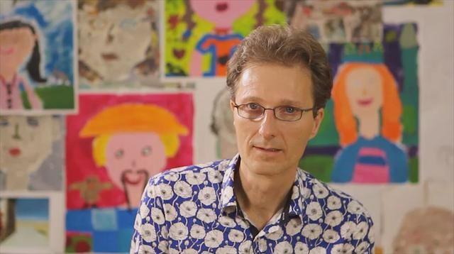 Kunsteducatie: broodnodig voor het kinderbrein on Vimeo