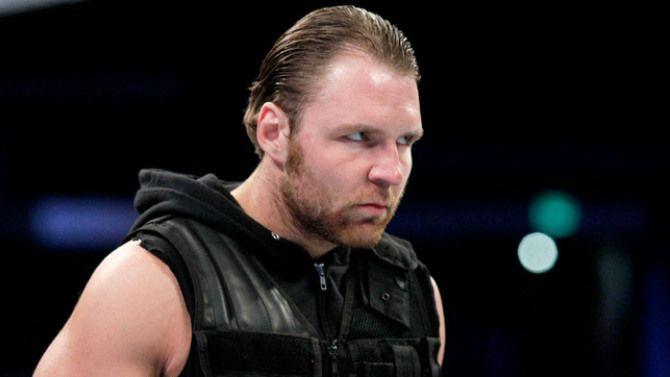 WWE's Dean Ambrose to stars in Lockdown