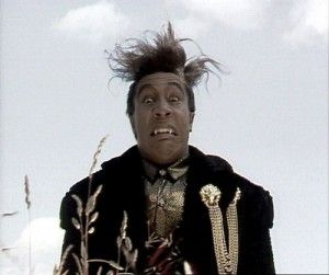 Cat. Red Dwarf. Danny John Jules.