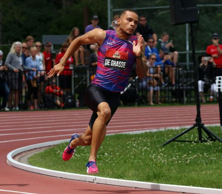 Andre De Grasse of Markham, who missed the world championships last year, has been nominated to compete in the men's 200 metres and the men's 4x100-metre relay at the Commonwealth Games. Jan 11, 2018