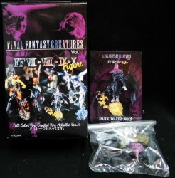 フルタ FF CREATURES01 ファイナルファンタジー 黒のワルツ3号