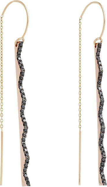 Tilda Biehn Lumen Double-Drop Earrings | Barneys.com