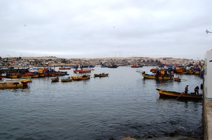 Puerto de Caldera, Tercera Región de Atacama.