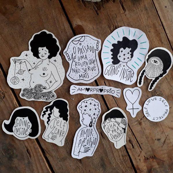 5 ilustradoras verdadeiramente girl power para você seguir - Modices