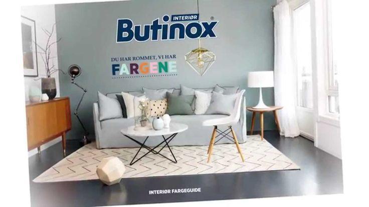 Nytt Trendfargekart fra Butinox Interiør