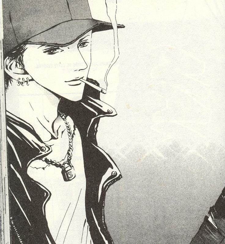 Nana Manga Future: 540 Best NANA Images On Pinterest