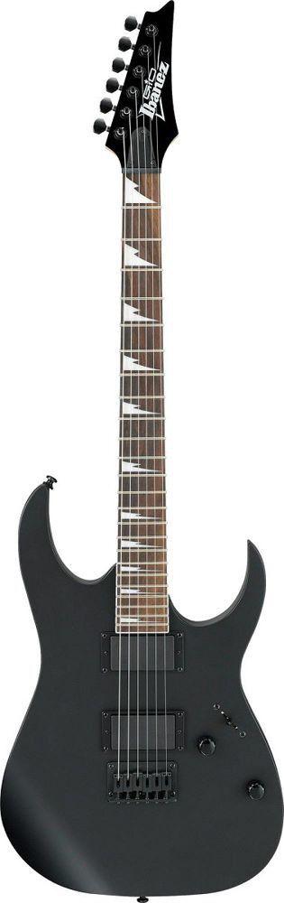 Gitara elektryczna GRG121DX-BKF Ibanez | Instrumenty muzyczne \ Gitary \ Elektryczne | Sprzet-Dyskotekowy.pl - największy i najtańszy sklep internetowy z oświetleniem i nagłośnieniem w Polsce