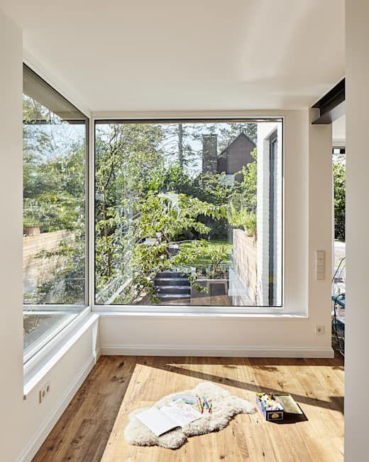 Vom kleinen Siedlungshäuschen zum modernen Wohntraum