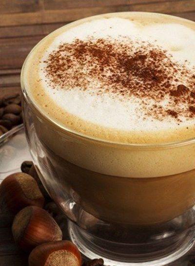 6. Ароматный новогодний кофе