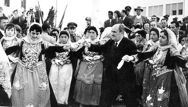 ΤΡΙΤΗ ΤΟΥ ΠΑΣΧΑ ΣΤΑ ΜΕΓΑΡΑ 1959.