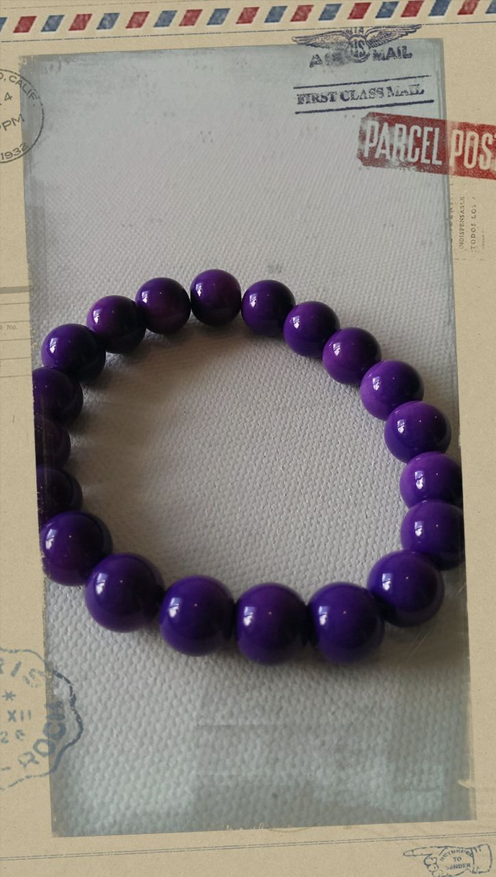 Popsie Ltd - Glass Pearl Bracelet Purple, $16.17 (http://www.popsie.co.nz/glass-pearl-bracelet-purple/)