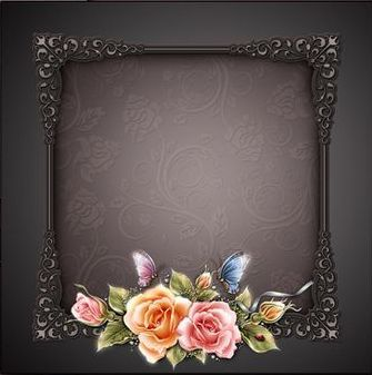"Moonbeam's ~ ""Rosy Glow Frame"" ~ moonbeam1212."