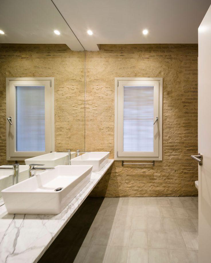 men bathroom tumblr%0A Gallery of House Refurbishment in Conde de Torrejon Street   Pablo Baruc