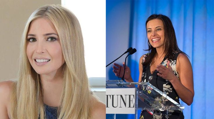 Ivanka Trump Won't Be in Her Dad's Administration, But This Working Mother Will Be   Goldman Sachs executive Dina Habib Powell is said to be a champion of women's and family's rights.
