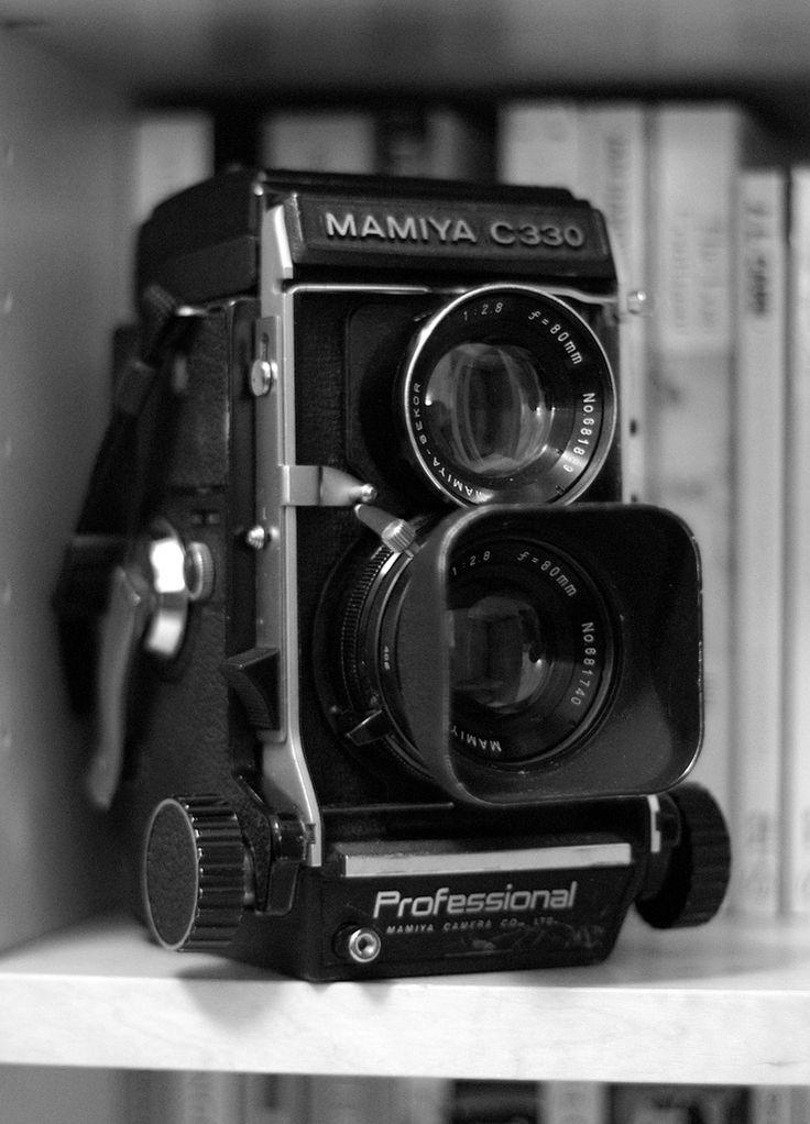 Mamiya C330 Medium Format Camera