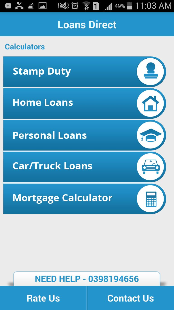 Make use of one among #HomeLoanCalculator, #CarLoanCalculator, #PersonalLoanCalculator, #StampDutyCalculator and #MortgageCalculator as per your requirement to find out any loan figures.