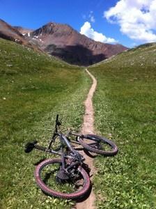 Colorado Trail from Molas Pass to Durango