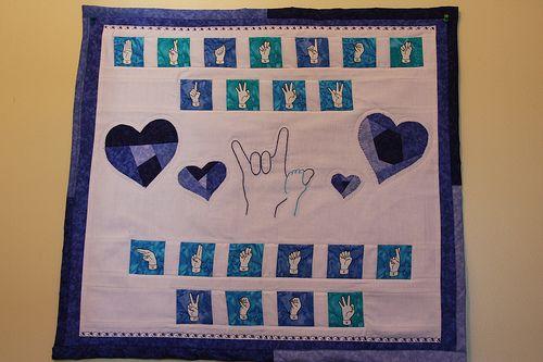 ASL quilt