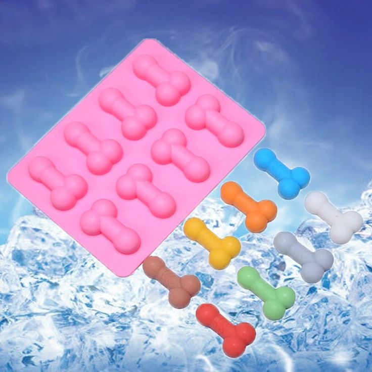 Penis Willy Shape Ice Cube Tray Mold