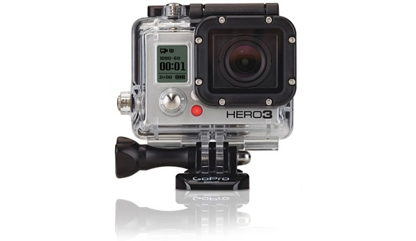 GoPro's Latest and Greatest HERO3 Has Arrived