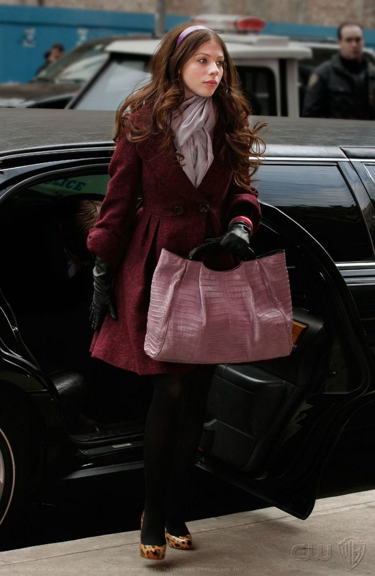 Gossip Girl Season 2. Georgina Sparks.