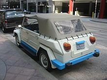 Volkswagen 181 - Wikipedia