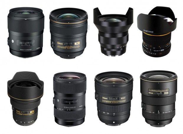 Best Wide Angle Lenses For Nikon DSLR Cameras. Looking For Recommended  Wide Angle Lenses