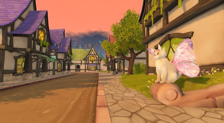 https://flic.kr/p/GQtFAJ | Fantasy Faire 2016 - Bright Haven 1 | The Bright Haven sim was sponsored by KittyCats! :D