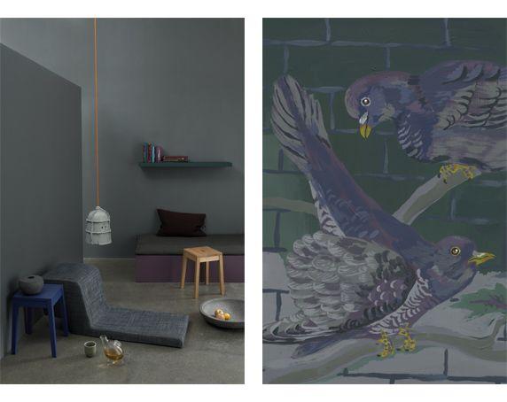 ad.10 by Li Edelkoort / Urban Birds