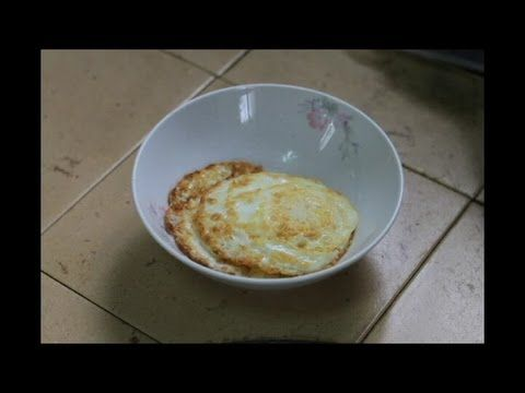 煎出完美荷包蛋教學 - YouTube