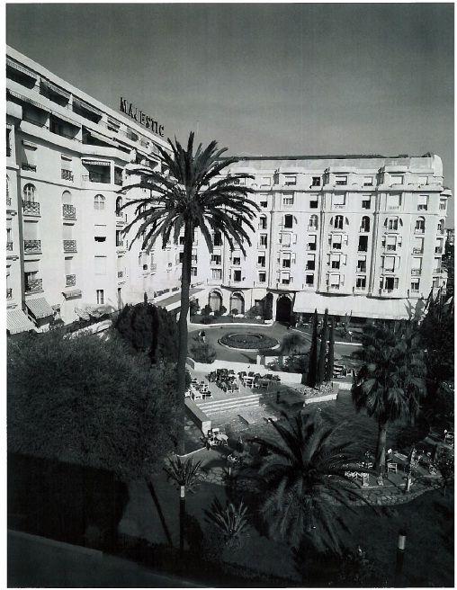 The Hotel Majestic Barrière
