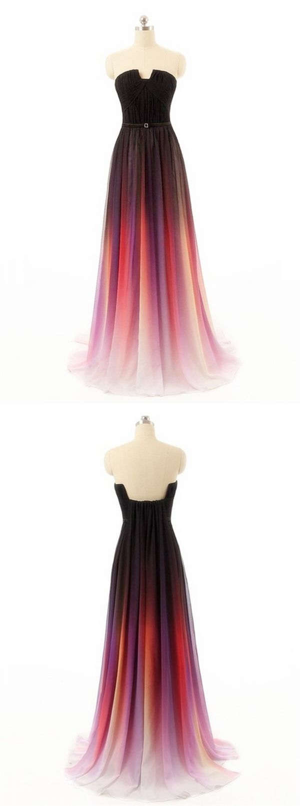 prom dresses long,prom dresses multi color,prom dresses chiffon