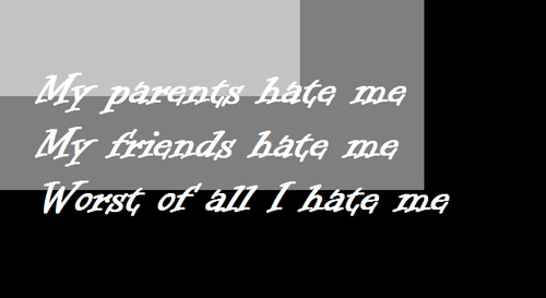 Everybody Hates Me Quotes: 73 Best Internal Feelings Images On Pinterest