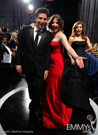 How I Met Your Mother Cast At The Emmys. #himym #TheShowWonAnEmmy