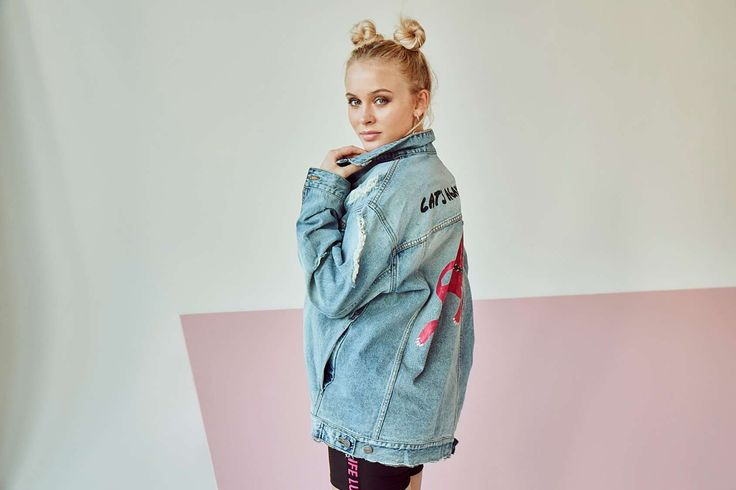 She's a badass with great talent, a set of strong opinions and a megaphone at her disposal. This spring, Zara Larsson is releasing a hotly anticipated album and a collection designed with H&M.